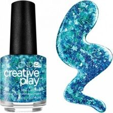 CND creative play #  (turouose tidings), 13,6 мл