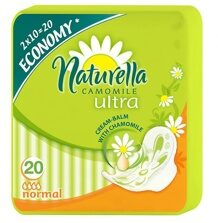 NATURELLA прокладки Ultra Camomile Normal Duo 20шт