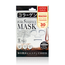 JAPAN GALS Pure5 Essence Маска с коллагеном 30 шт