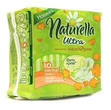 NATURELLA прокладки Ultra Camomile Normal 10шт