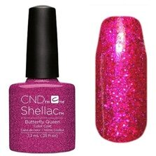 Shellac CND (шеллак) butterfly queen 7,5 мл.