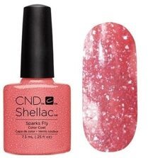 Shellac CND (шеллак) sparks fly 7,5 мл.