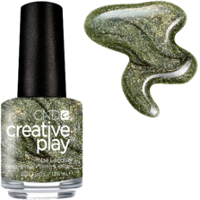 CND creative play # 433 (olive for the moment), 13