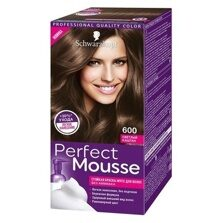 PERFECT MOUSSE 600 Светлый Каштан 92,5 мл SSS