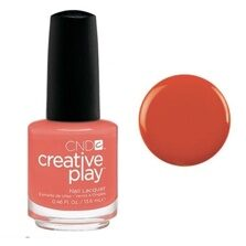 CND Creative Play # 499 (Tangerine Rush), 13,6 мл
