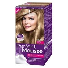 PERFECT MOUSSE 800 Средне-Русый 92,5 мл SSS