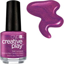 CND creative play # 444 (raisin eyebrows), 13,6 мл