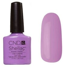 Shellac CND (шеллак) lilac longing 7,5 мл.