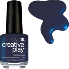 CND Creative Play # 435 (Navy Brat), 13,6 мл