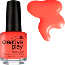 CND Creative Play # 423 (Peach of Mind), 13,6 мл