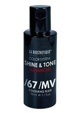 LA BIOSTHETIQUE 33244 Shine&Tone Advanced /67 Mahogany/Violet 150мл