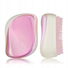 Tangle Teezer Расческа COMPACT PINK HOLOGRAPHIC