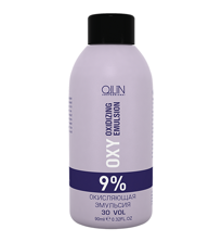 OLLIN performance OXY 9% 30vol Окисляющая эмульсия 90мл/ Oxidizing Emulsion
