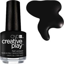 CND Creative Play # 451 (Black + Forth), 13,6 мл