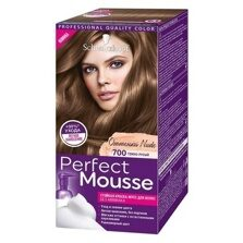 PERFECT MOUSSE 700 Темно-Русый 92,5 мл SSS