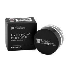 Помада для бровей Brow pomade Lucas' Cosmetics (grey brown) - серо-коричневый
