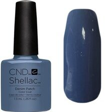 Shellac CND (шеллак) Denim Patch 7,5 мл