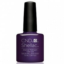 Shellac CND (шеллак) Eternal Midnight - ОСЕНЬ 2017 7,5 мл
