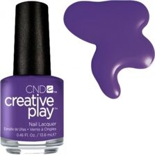 CND Creative Play # 456 (Isn`t She Grape), 13,6 мл
