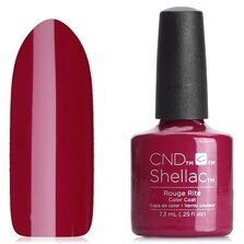Shellac CND (шеллак) rouge rite 7,5 мл.